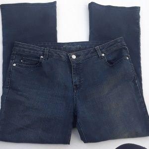 Michael kors denim  jeans size 14
